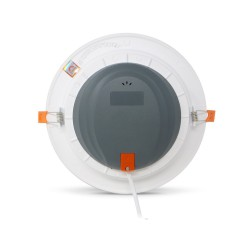 Plafonnier downlight LED rond de 30W Commerce Pro