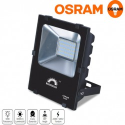Spot LED 50W Osram Série Blacks