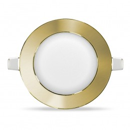Plafonnier LED Rond Extraplat - 6W