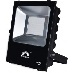 Spot LED 100W Série Blacks